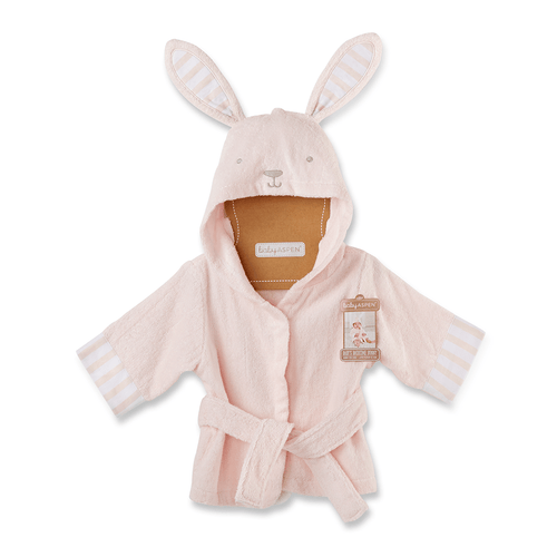 Bathtime Bunny Hooded Spa Robe - Project Nursery