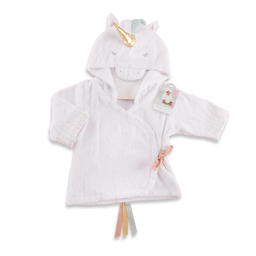 Simply Enchanted Unicorn Hooded Spa Robe - Project Nursery