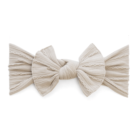 Ice Queen Printed Knot Headband