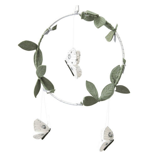 Luna Moth Luxe Mobile - Project Nursery