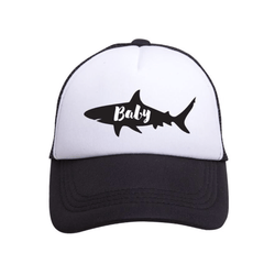 Baby Shark Trucker Hat - Project Nursery