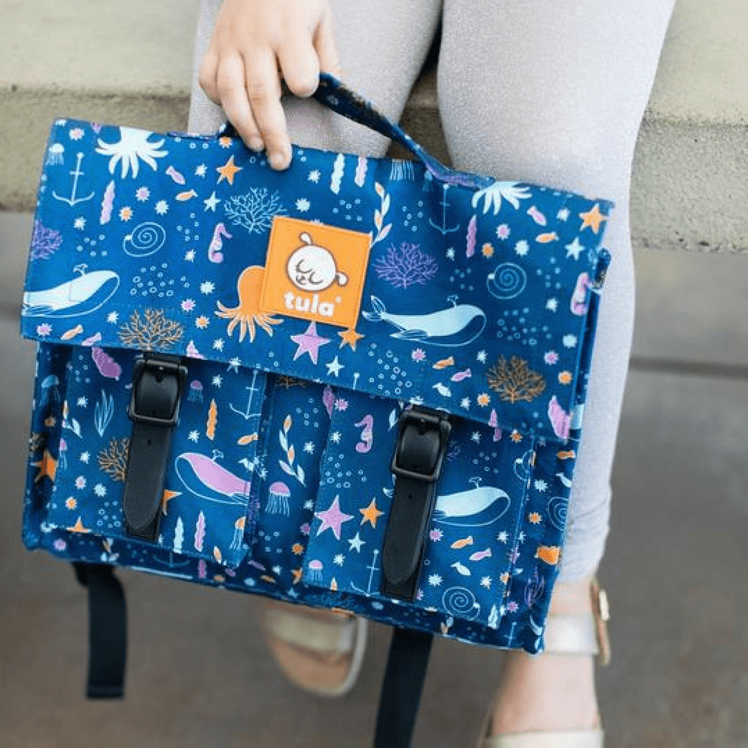 Deep Ocean Kid Backpack - Project Nursery