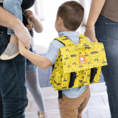 Little Workers Kid Backpack - Project Nursery