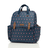 Robyn Diaper Bag - Origami Hearts