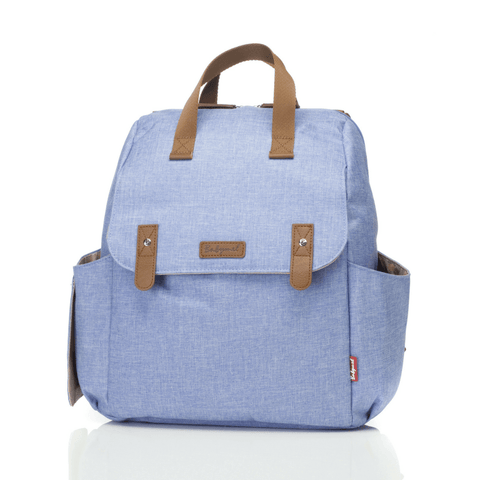 George Backpack Diaper Bag