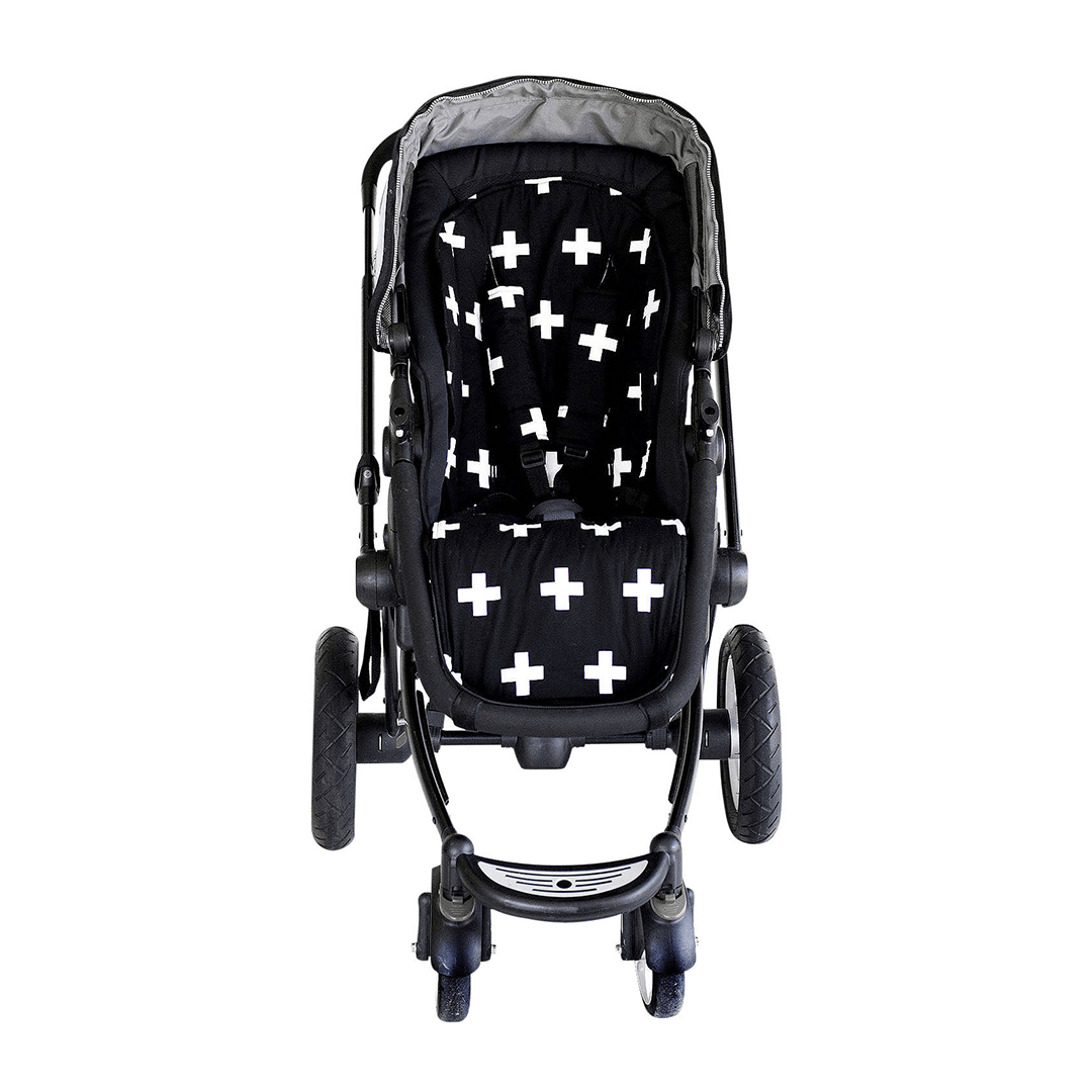 Pram Liner - Modern Cross - Project Nursery