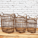 Windsor Nesting Baskets  - The Project Nursery Shop