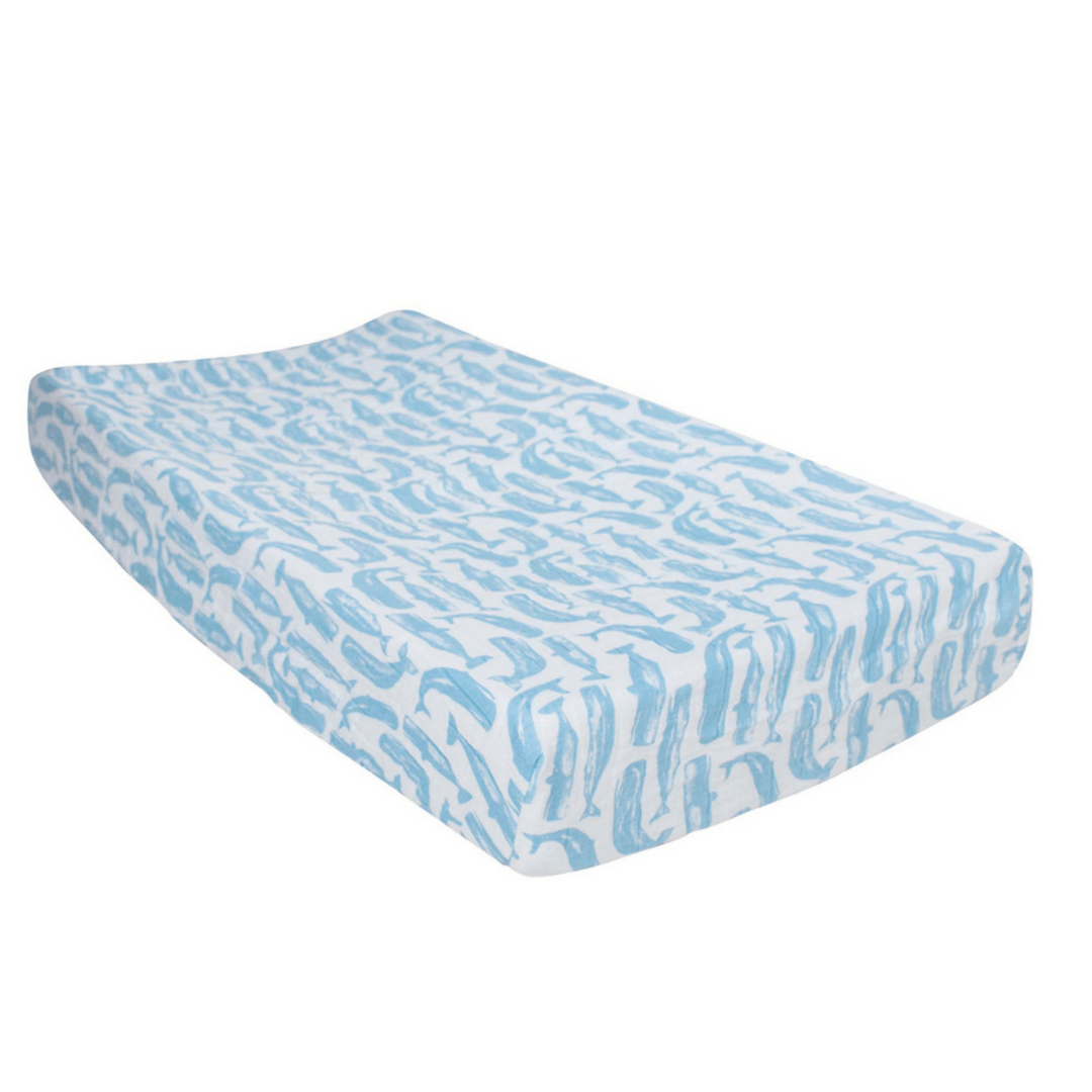 Moby Muslin Changing Pad Cover