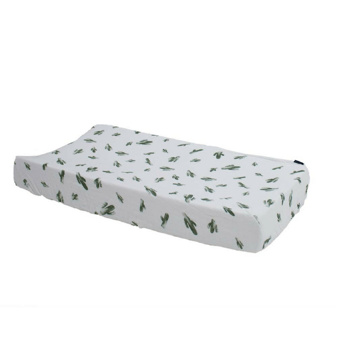 Saguaro Luxury Muslin Changing Pad Cover - Project Nursery