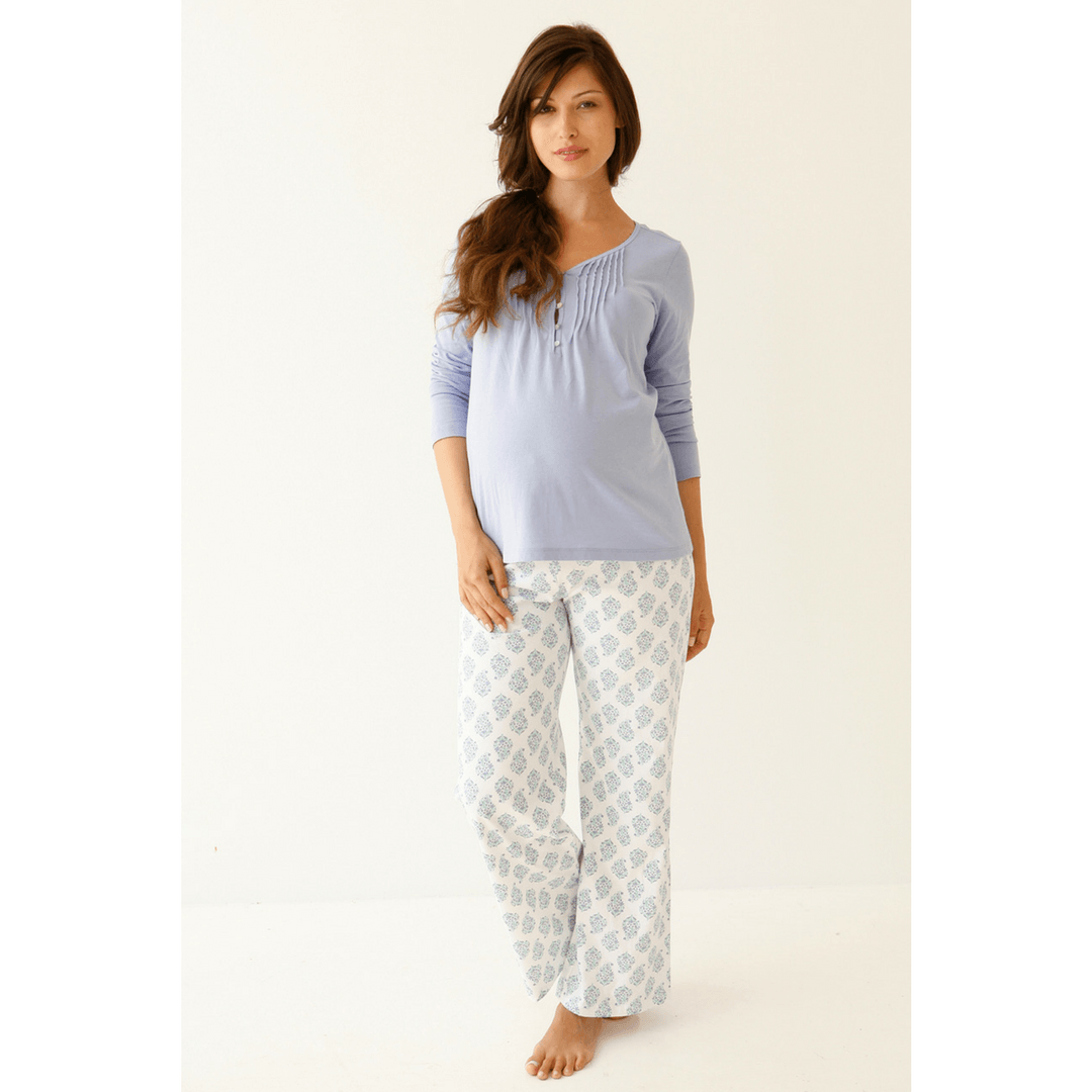 Violette Maternity + Nursing Tunic Set - Project Nursery