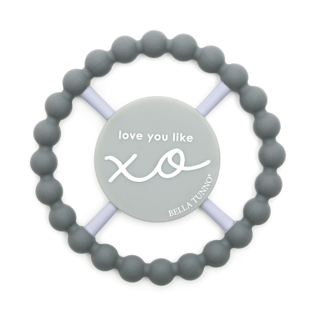 Happy Teether - Love you Like XO - Project Nursery