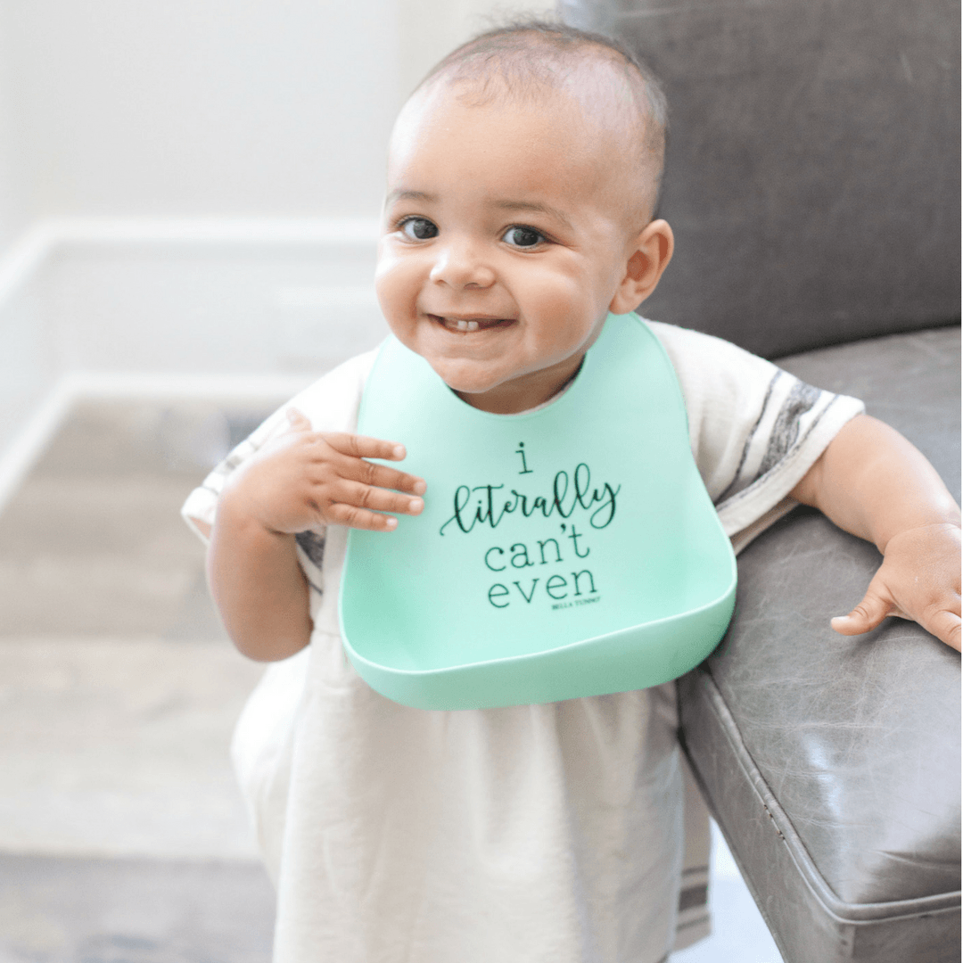 Wonder Bib - Can't Even - Project Nursery
