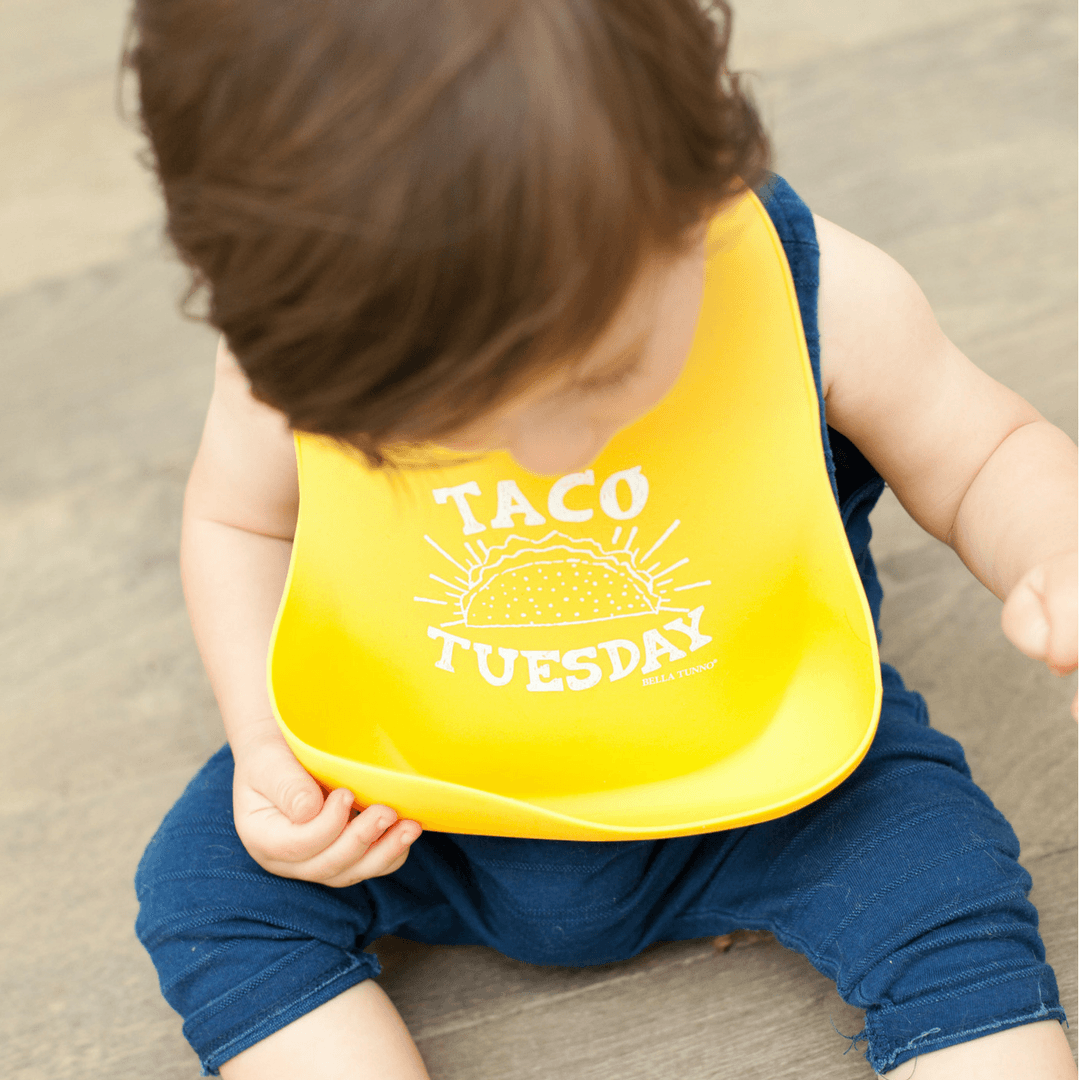 Wonder Bib -Taco Tuesday - Project Nursery