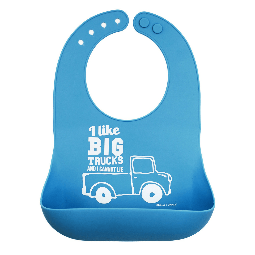 Wonder Bib - I Like Big Trucks and I Cannot Lie - Project Nursery