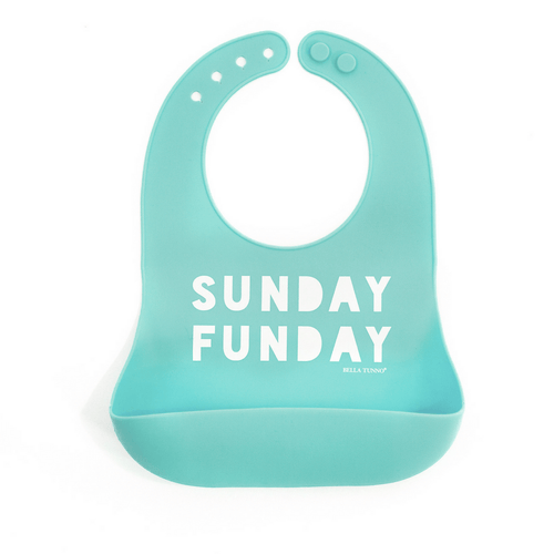 Wonder Bib - Sunday Funday - Project Nursery