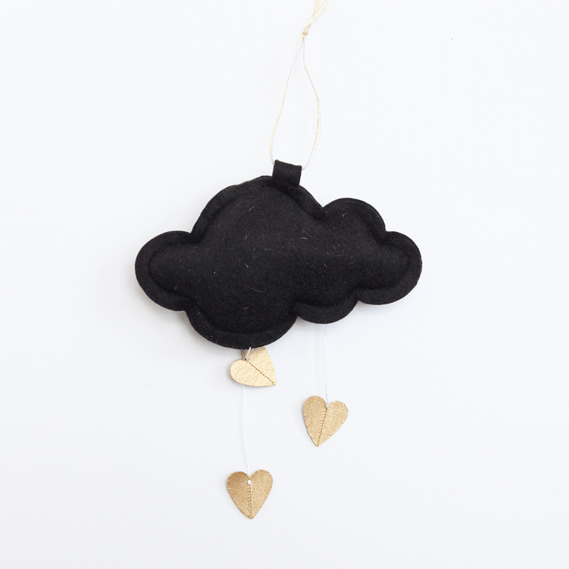 Mini Heart Cloud - Project Nursery