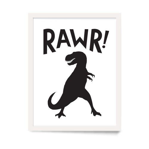 Rawr! Art Print - Project Nursery