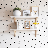 Tiny Hand Drawn Dots Black - The Project Nursery Shop - 3