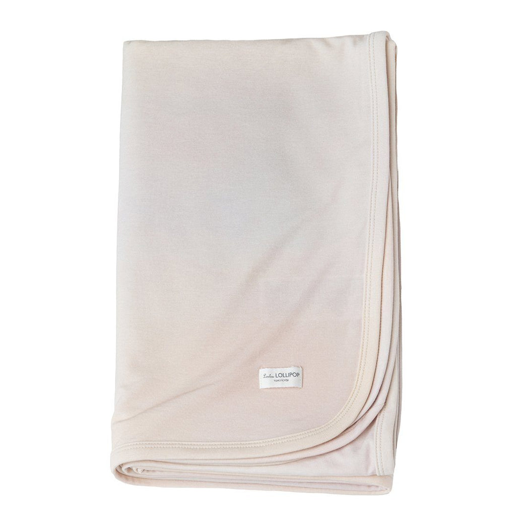 Rainbow Dye Stretch Knit Swaddle Blanket - Project Nursery