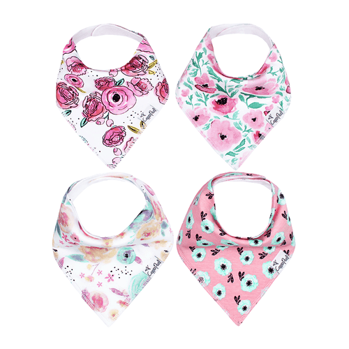 Bloom Bandana Bib Set - Project Nursery