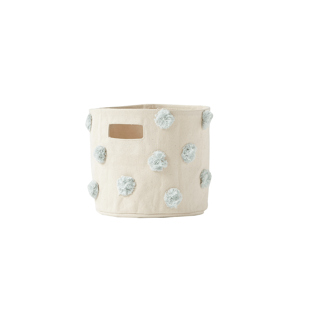 Pom Pom Storage Mini Mist - The Project Nursery Shop - 2