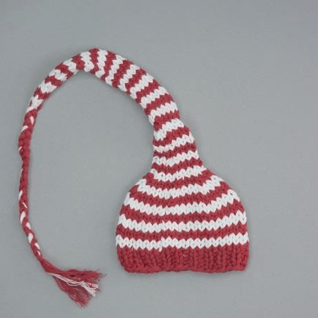 Lucy Striped Knit Hat - Project Nursery