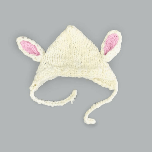 Mary Lamb Knit Hat - Project Nursery
