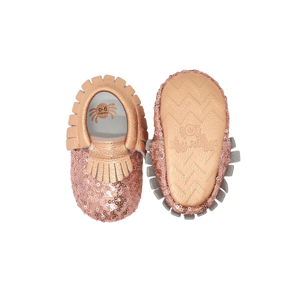 Leather Baby Mocassins