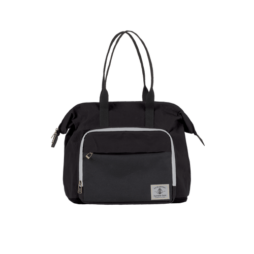 Boundless Charm Diaper Bag - Onyx - Project Nursery