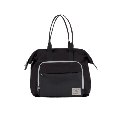 Stevie Luxe Diaper Bag - Black Camo