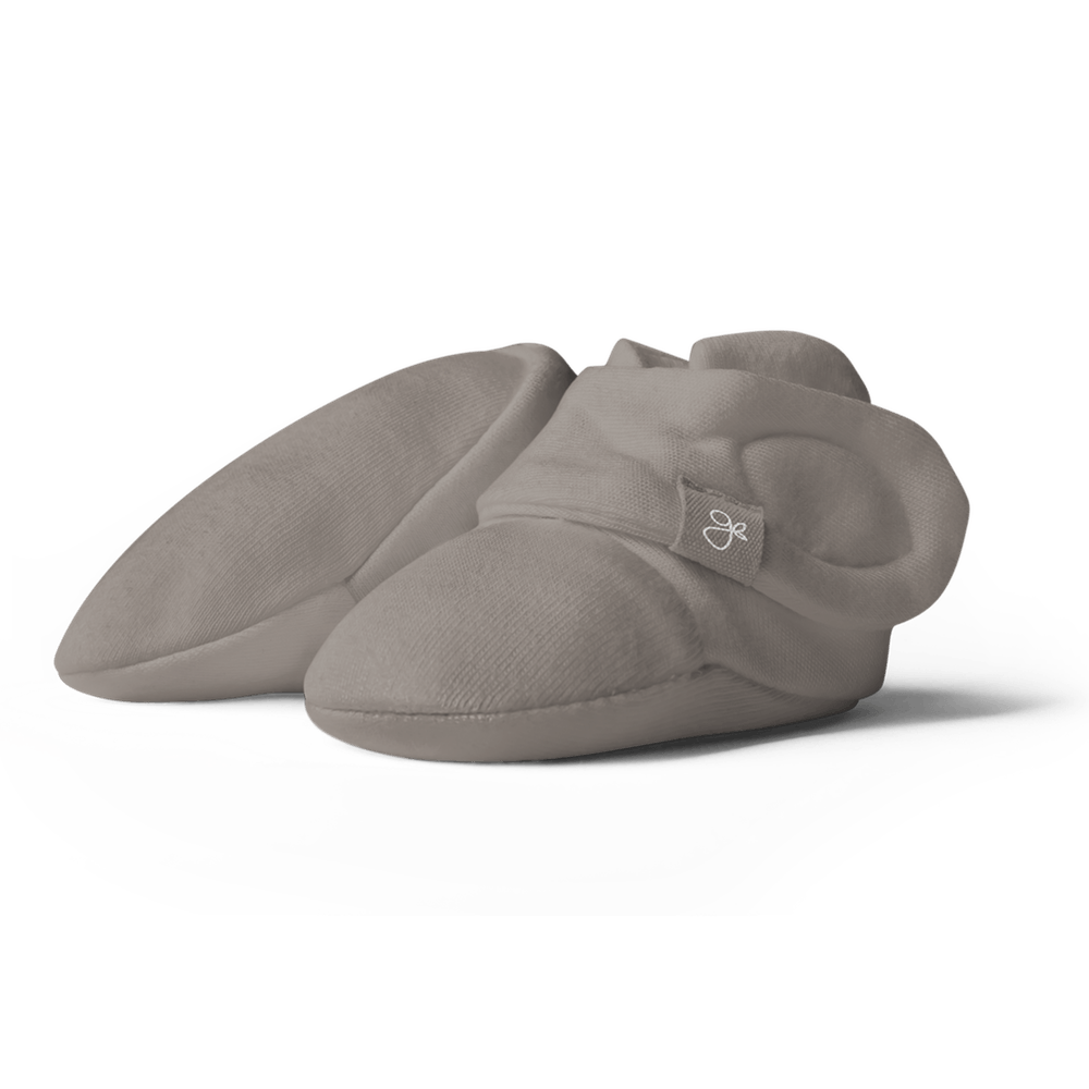 Goumi Kids Baby Boots - Pewter - Project Nursery