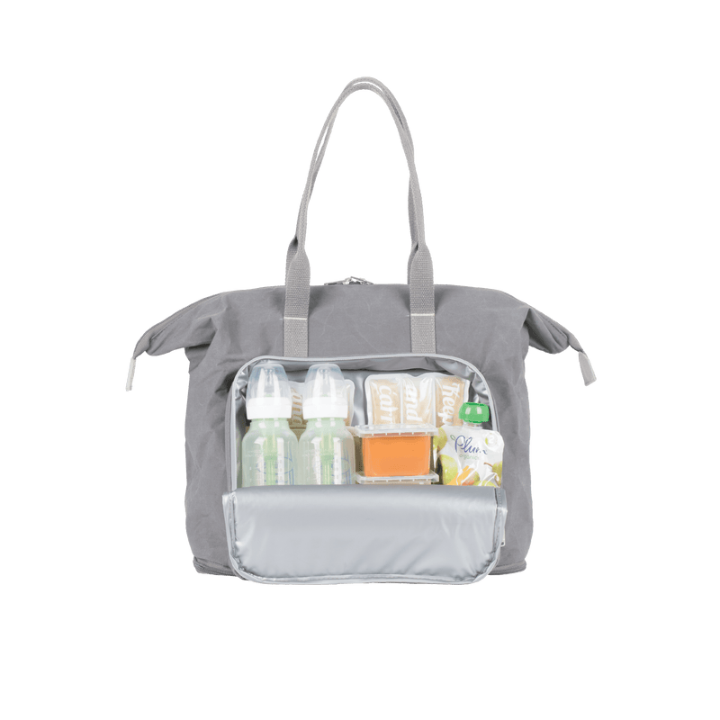 Boundless Charm Diaper Bag - Pebble - Project Nursery