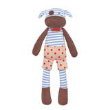 Organic Plush Boxer Dog  - The Project Nursery Shop - 1