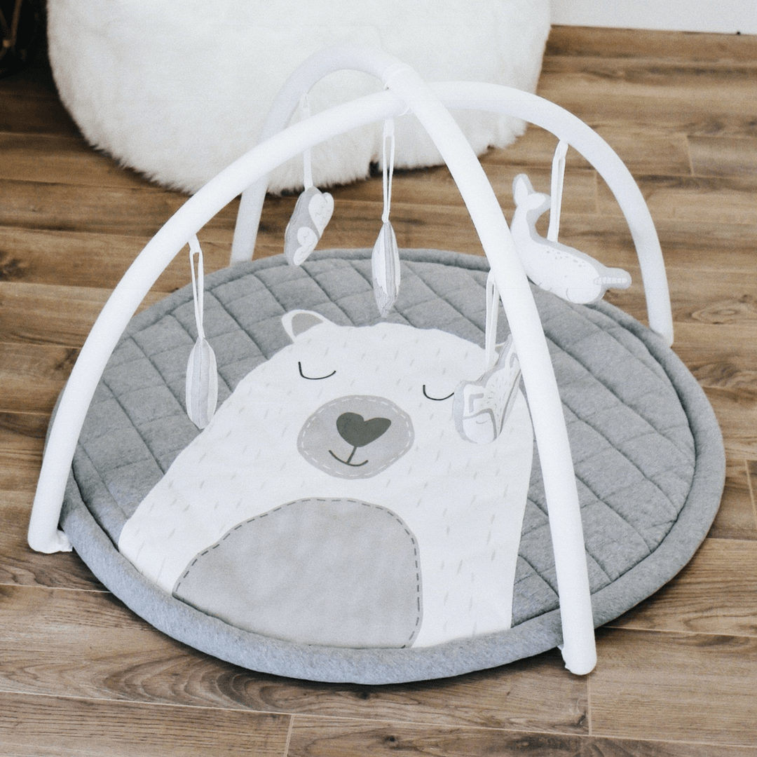 Bubs the Bear Playmat - Project Nursery