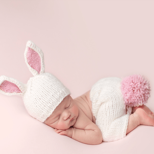 Bailey Bunny Newborn Set - Project Nursery