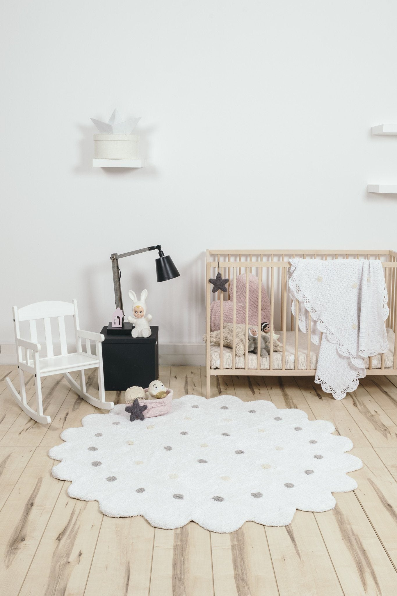 Galletita Rug - Project Nursery