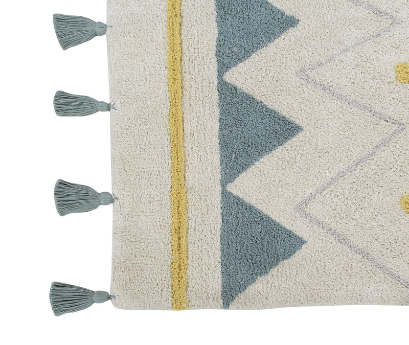 Azteca Natural Rug - Project Nursery