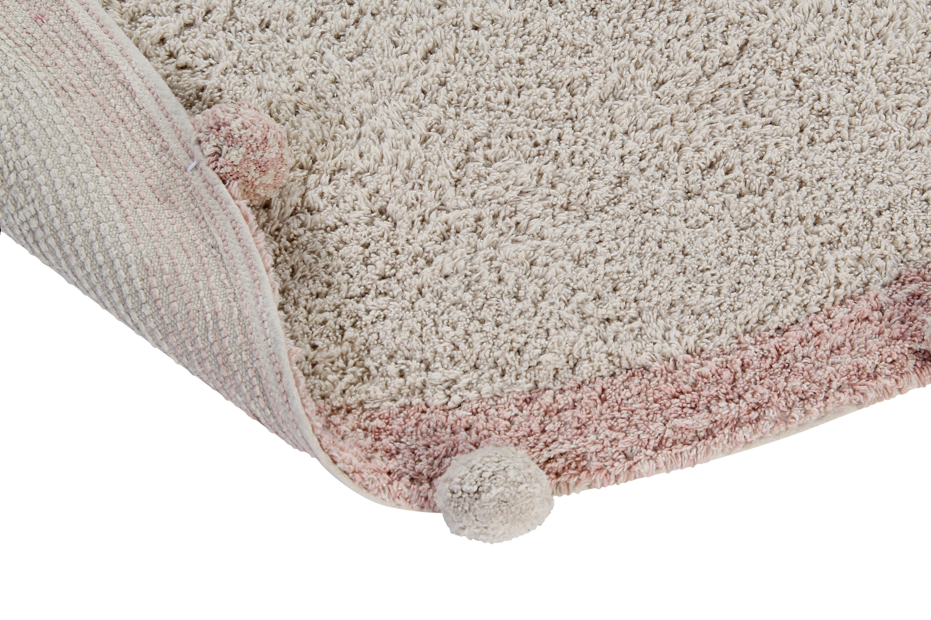 Bubbly Washable Rug - Vintage Nude - Project Nursery