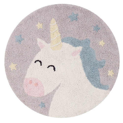 Believe in Yourself Washable Rug - Project Nursery