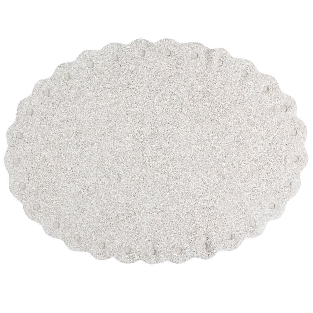 Picone Washable Rug - Ivory - Project Nursery