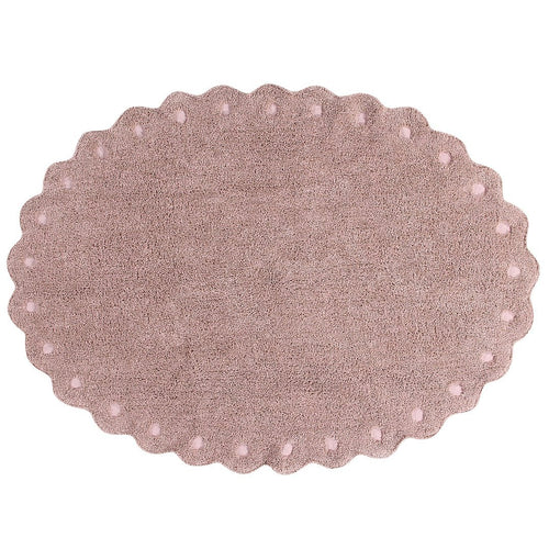Picone Washable Rug - Vintage Nude - Project Nursery