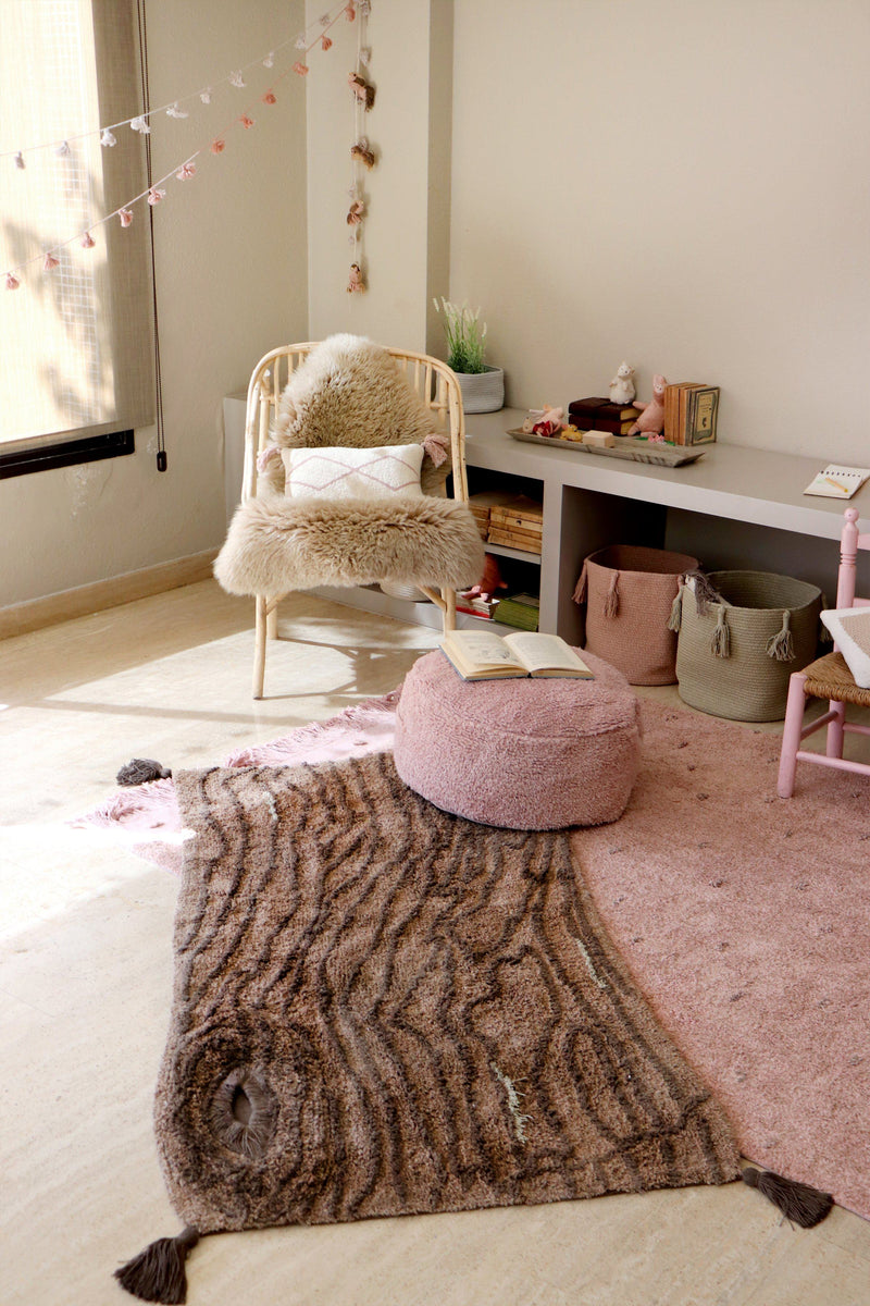 Pine Tree Washable Rug - Project Nursery