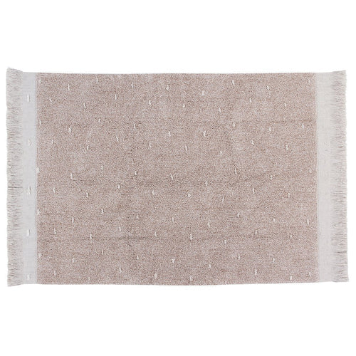 Woods Symphony Washable Rug - Linen - Project Nursery