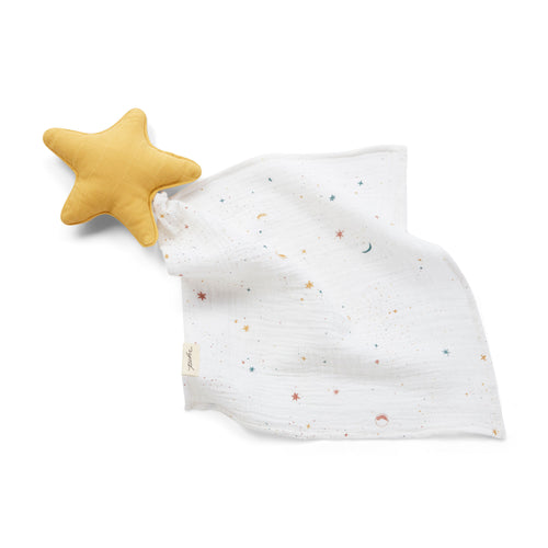 Star Lovey Blanket - Project Nursery