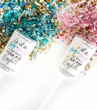 Gender Reveal Push-Pop Confetti  - The Project Nursery Shop - 7