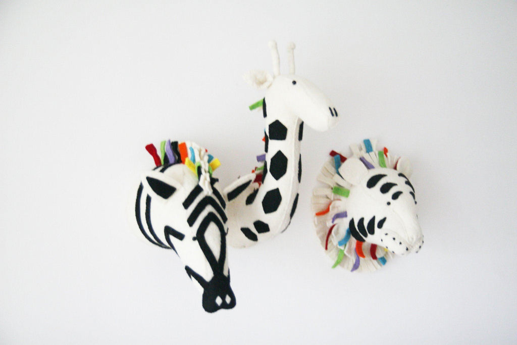 Safari Rock Zebra Semi  - The Project Nursery Shop - 5
