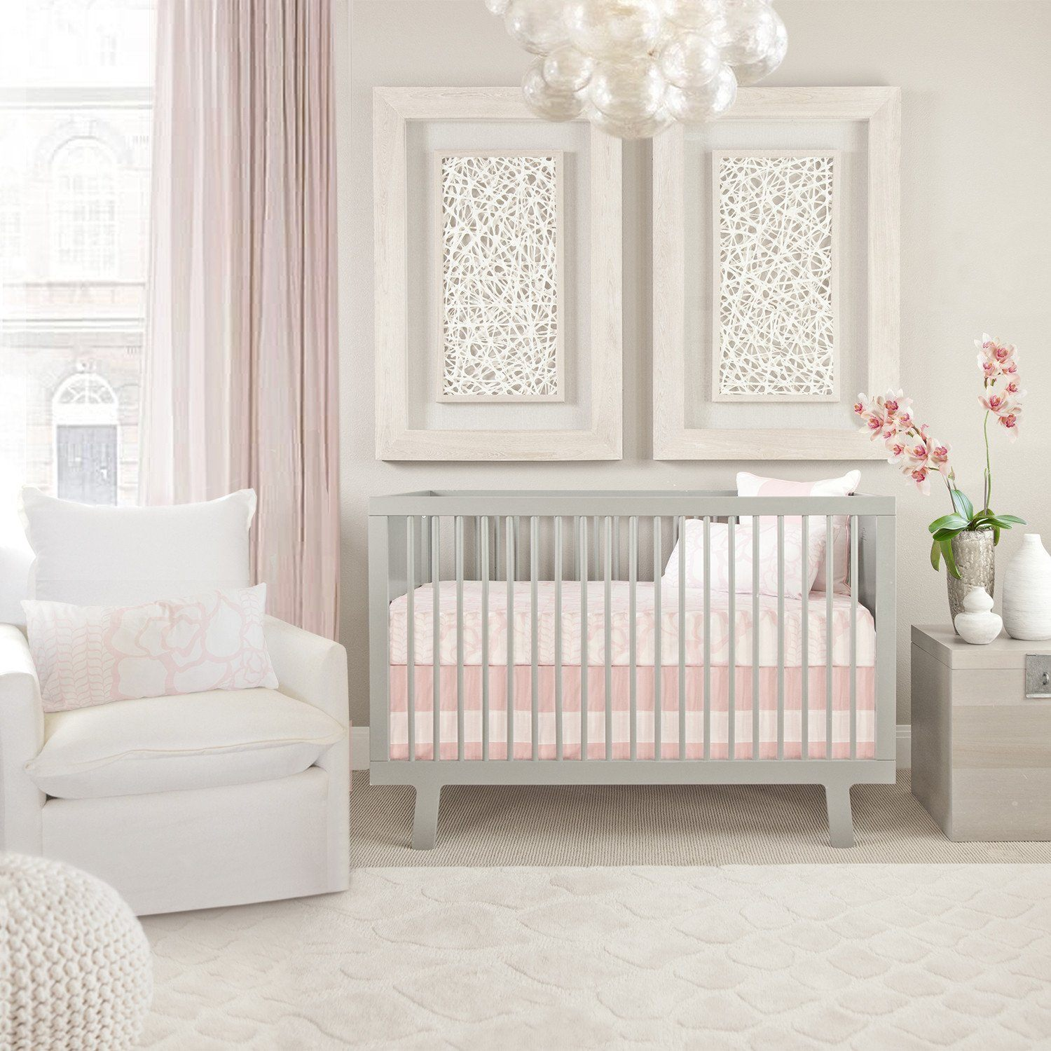 Capri Jersey Crib Sheet - Project Nursery