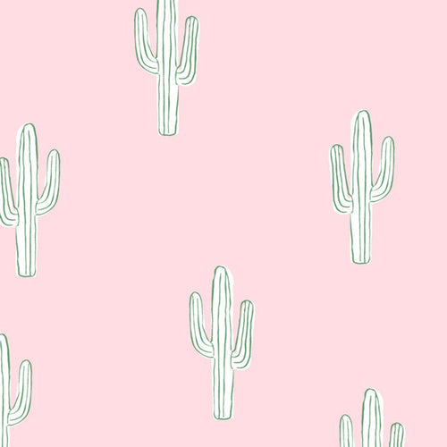 Cactus Wallpaper - Project Nursery
