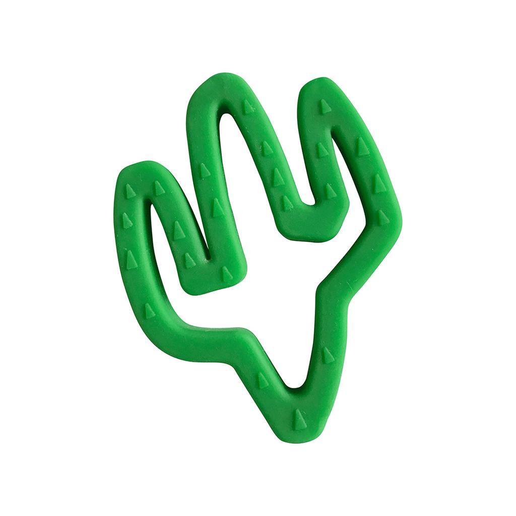 Cactus Teether Emerald - The Project Nursery Shop - 2