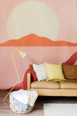 The Cali Wallpaper - Project Nursery